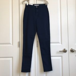 American Apparel High Waisted Jeans (M + L)